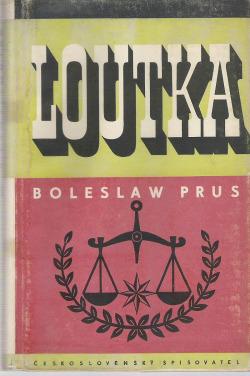 Loutka III obálka knihy
