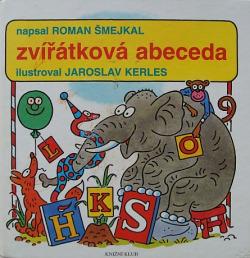 Zvířátková abeceda obálka knihy