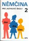 Němčina pro jazykové školy 2 obálka knihy