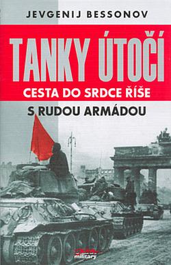 Tanky útočí obálka knihy