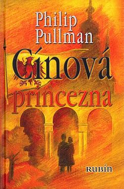 Cínová princezna obálka knihy