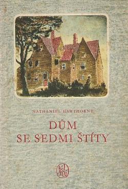 Dům se sedmi štíty obálka knihy