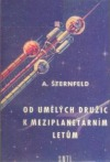 Od umělých družic k meziplanetárním letům obálka knihy