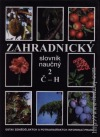 Zahradnický slovník naučný 2 Č-H