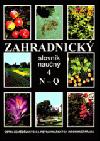 Zahradnický slovník naučný 4 N-Q