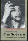 Posledné dni Che Guevaru obálka knihy