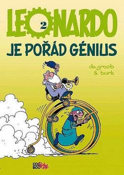 Leonardo je pořád génius
