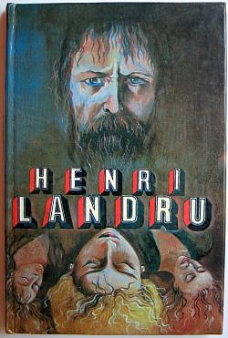 Henri Landru obálka knihy