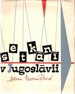 Setkání v Jugoslávii obálka knihy