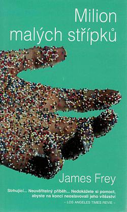 Milion malých střípků obálka knihy