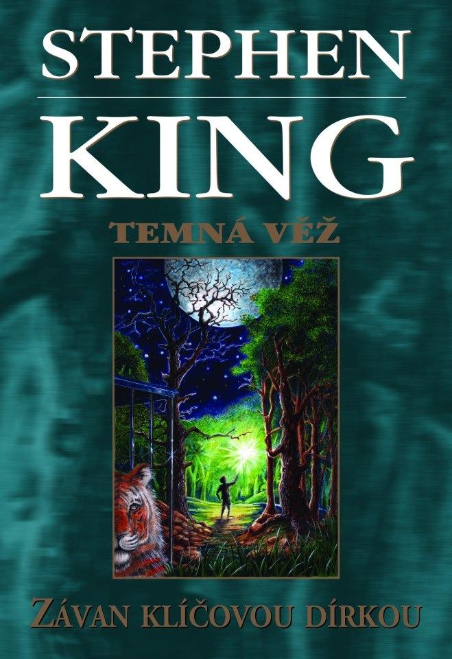 Kniha Závan klíčovou dírkou (Stephen King)