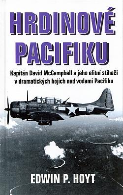 Hrdinové Pacifiku obálka knihy