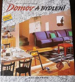 Domov a bydlení obálka knihy