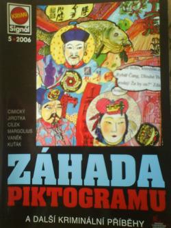 Záhada piktogramu obálka knihy