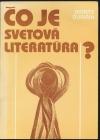 Čo je svetová literatúra?