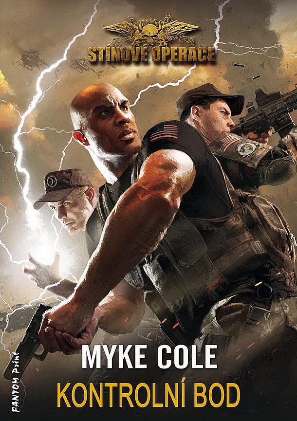 Výsledek obrázku pro Kontrolní bod kniha od: Myke Cole