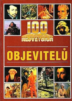 100 největších objevitelů obálka knihy