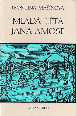 Mladá léta Jana Ámose obálka knihy