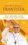 František – papež chudých obálka knihy