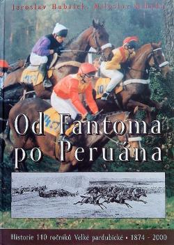 Od Fantoma po Peruána obálka knihy