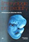 Embryologie pro pediatry obálka knihy