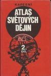 Kapesní atlas světových dějin 2. díl