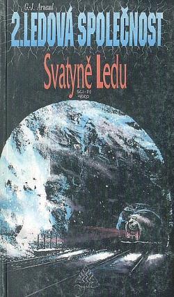 Svatyně ledu obálka knihy