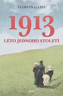 1913: Léto jednoho století obálka knihy