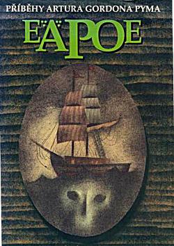 Příběhy Artura Gordona Pyma obálka knihy