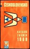 Katalog známek Československo 1968