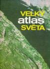 Velký atlas světa obálka knihy