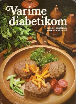 Varíme diabetikom obálka knihy