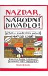 Nazdar, Národní divadlo obálka knihy