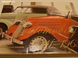 Automobily 1941–1965 obálka knihy