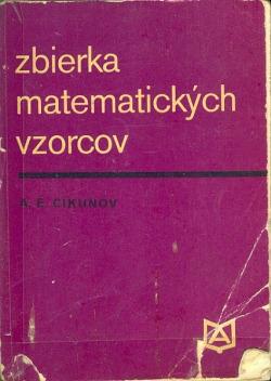 Zbierka matematických vzorcov