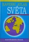 Kapesní atlas světa obálka knihy