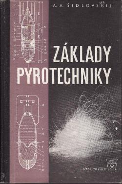 Základy pyrotechniky obálka knihy