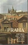Praha – plán města