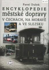 Encyklopedie městské dopravy v Čechách, na Moravě a ve Slezsku