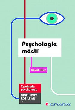Psychologie médií obálka knihy