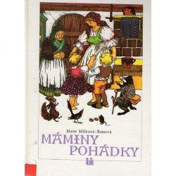 Máminy pohádky obálka knihy