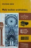 Malý lexikon architektúry