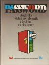 Password - Anglický výkladový slovník s českými ekvivalenty