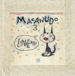 Macanudo 3 obálka knihy