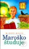 Maroško študuje obálka knihy