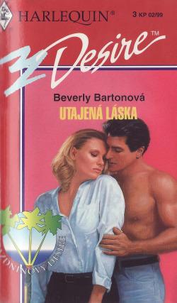 Utajená láska obálka knihy