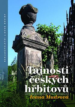 Tajnosti českých hřbitovů obálka knihy