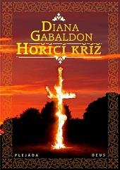 Hořící kříž 1 obálka knihy