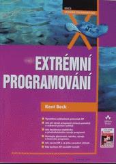Extrémní programování obálka knihy