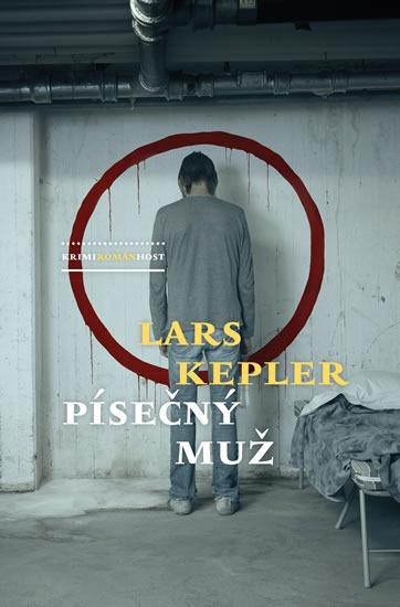 Kniha Písečný muž (Lars Kepler)